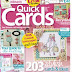 Quick Cards Made Easy Magazine  giveaway