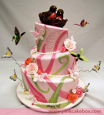 Cake De Bienvenida A Monica Puig
