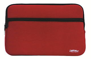 Mana Blog... for all - Zebronics Introduces Line of Tablet Cases and Sleeves