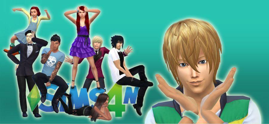 Sims 4 u N