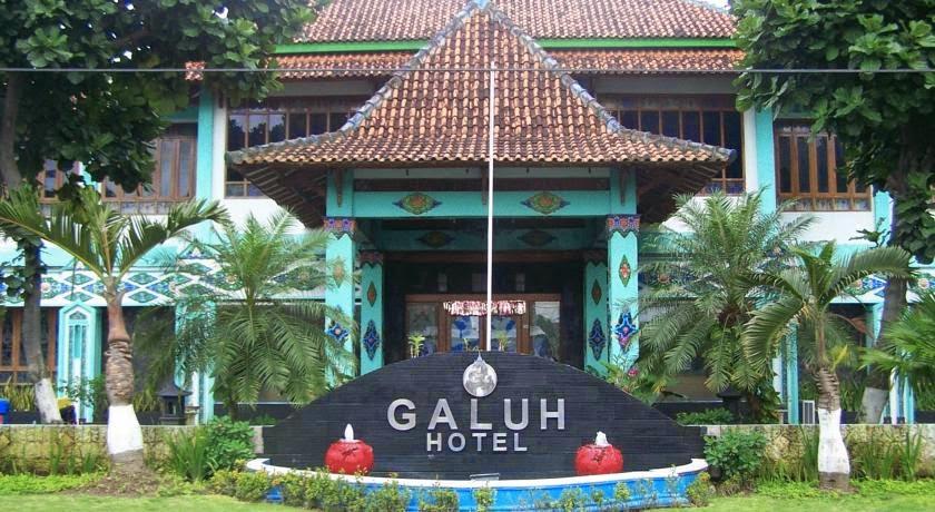 Gambar Hotel Galuh di Prambanan Klaten