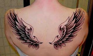 Tatoos y Tatuajes de Alas, parte 6