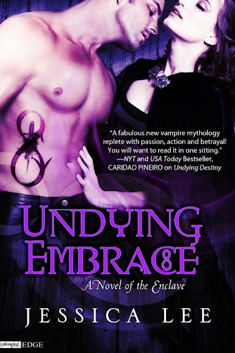 Undying Embrace  Jessica Lee