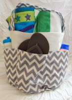 Beachy Summer Tote Bag PDF Pattern
