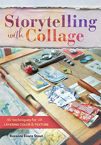 Featured in Storytelling with Collage