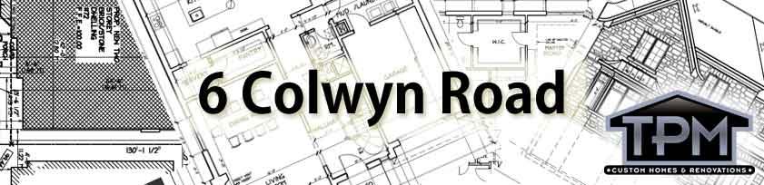 6 Colwyn Road