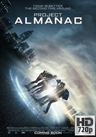 Project Almanac (2014) BRrip 720p Latino-Inglés