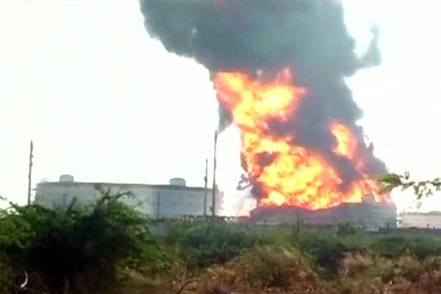 chemical disaster at jaipur
