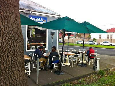Dog Friendly Cafe South East Melbourne