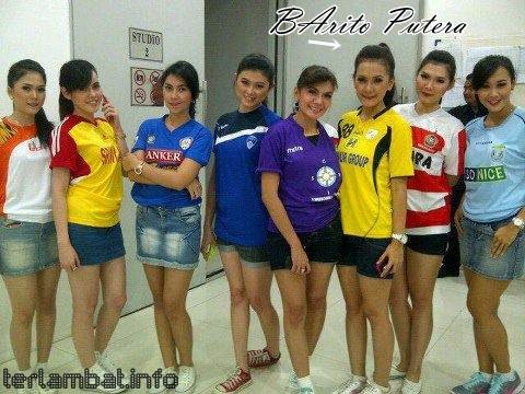 Wallpaper Barito Putera 2012