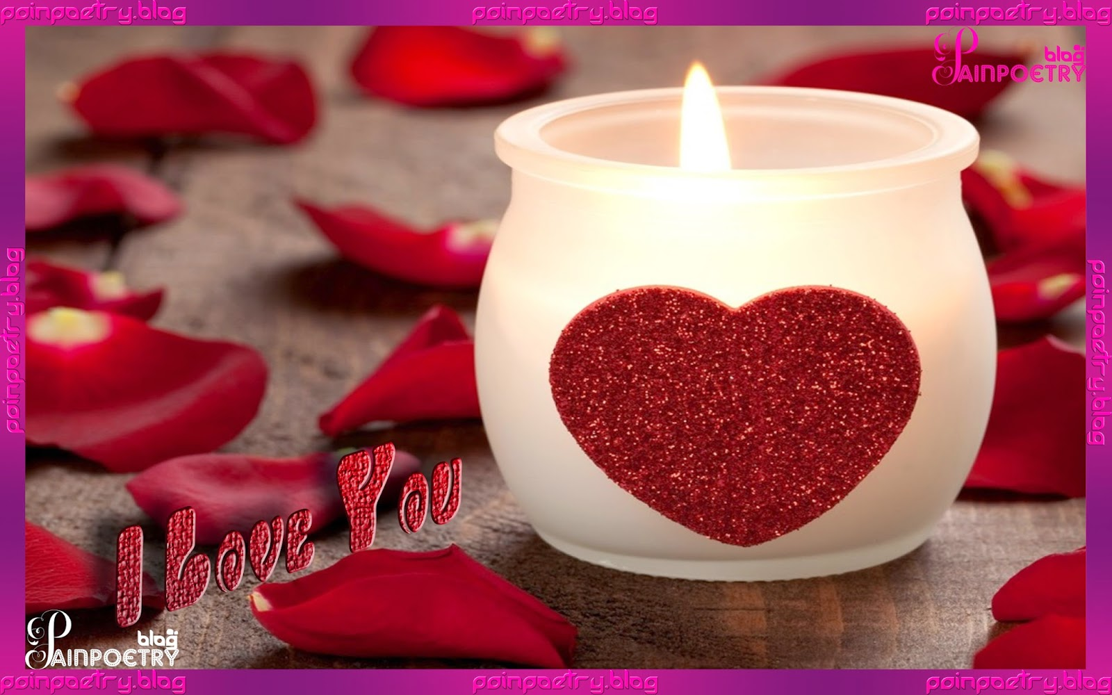 Love-Wallpaper-With-Candlepot-Image-HD-Wide
