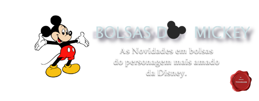 BOLSAS DO MICKEY