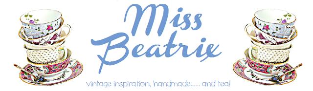 Miss Beatrix  blog