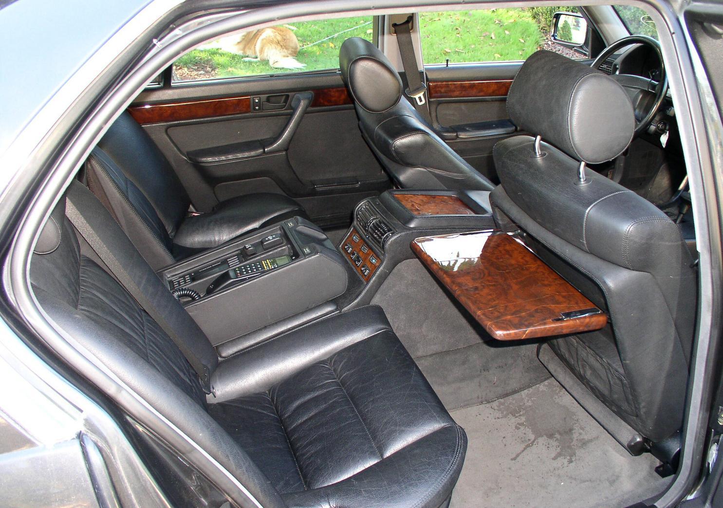 BMW 735Li E65