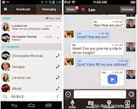 Aplikasi Android Terbaik IMO Messenger