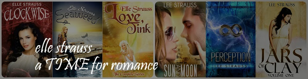 Elle Strauss - author