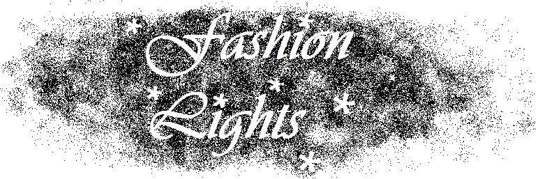 Fashion Lights ♥