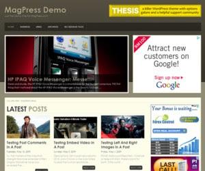 Minco WordPress Theme