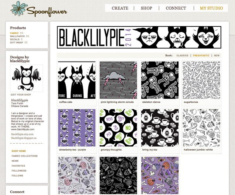 Spoonflower shopfront grab by blacklilypie (http://blacklilypie.blogspot.ca/)