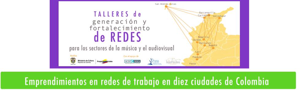 Redes en las industrias culturales y creativas