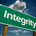 Integrity as a success ethic