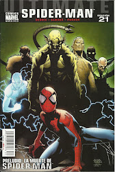 Ultimate Comics Spider-Man 21