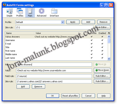Cara Promosikan Blog / Web Dengan Jawaban Yahoo Answers