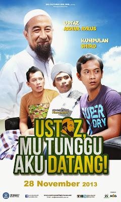 Ustaz Mu Tunggu Aku Datang Full Movie - Tonton Online