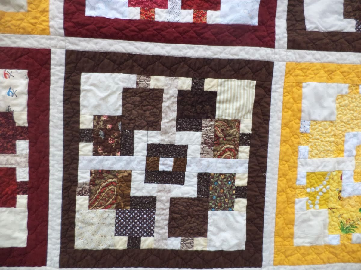 Kat & Cat Quilts: Country Home Quilt Finished : country home quilts - Adamdwight.com