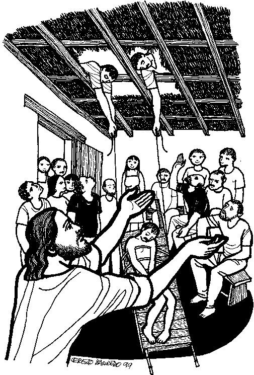 Blog parroquial: febrero 2012