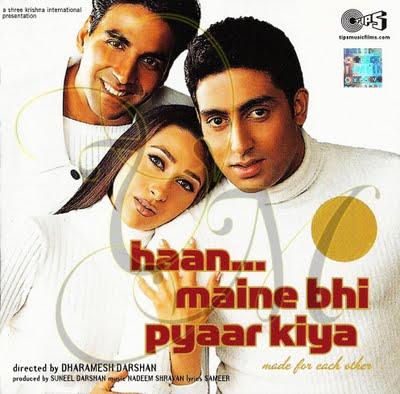 Haan Maine Bhi Pyar Kiya Hai (2002) MP3 Songs, Soundtracks