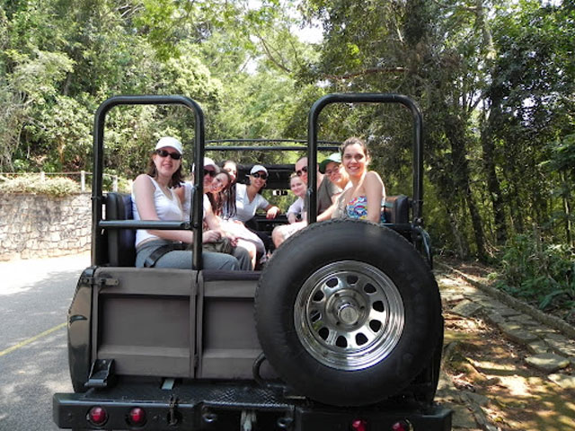 O melhor tour no Rio feito de Jeep