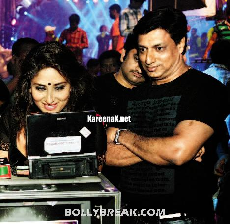 Kareena Kapoor on sets of movie Heroine - (2) - Kareena Kapoor on the sets Heroine Movie