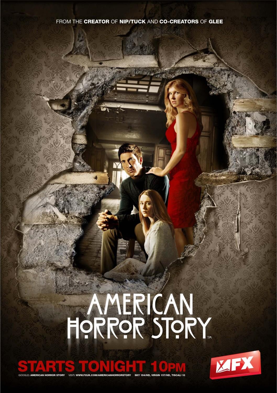 American Horror Story - Season 1 - UK Promotional Posters American Horror Story