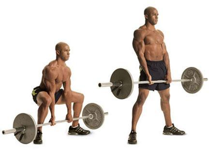 here is an example of the sumo deadliftDeadlift