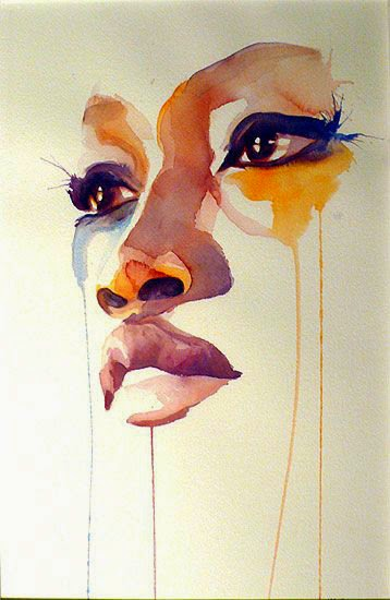 beautiful-unfinished-watercolour-face