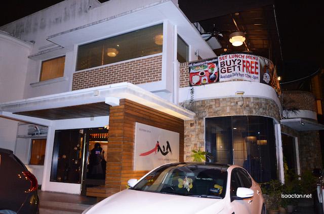 ISHIN Japanese Dining @ Old Klang Road, Kuala Lumpur