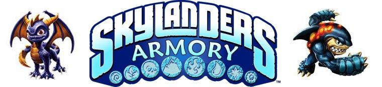 Skylanders Armory