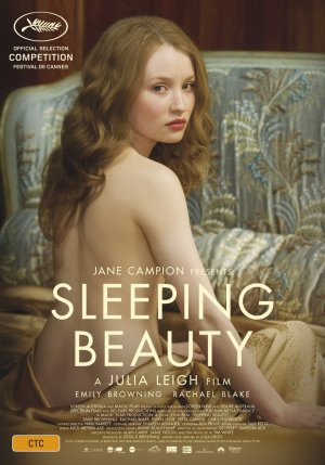poster of the movie Sleeping Beauty starring Emily Browning