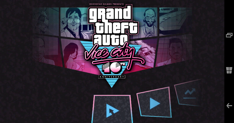 Download GTA Vice City for android APK + DATA | ExtremeProGamer ...