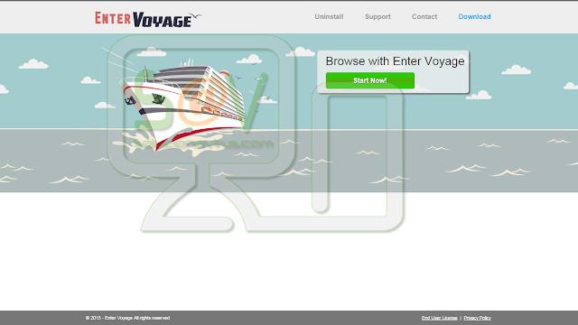Enter Voyage - Virus