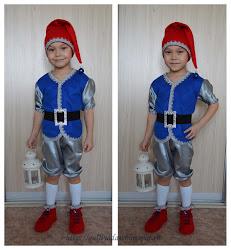МК костюма гнома