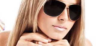 Biranje boje stakla za sunčane naočare