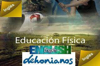 Educación Física en inglés