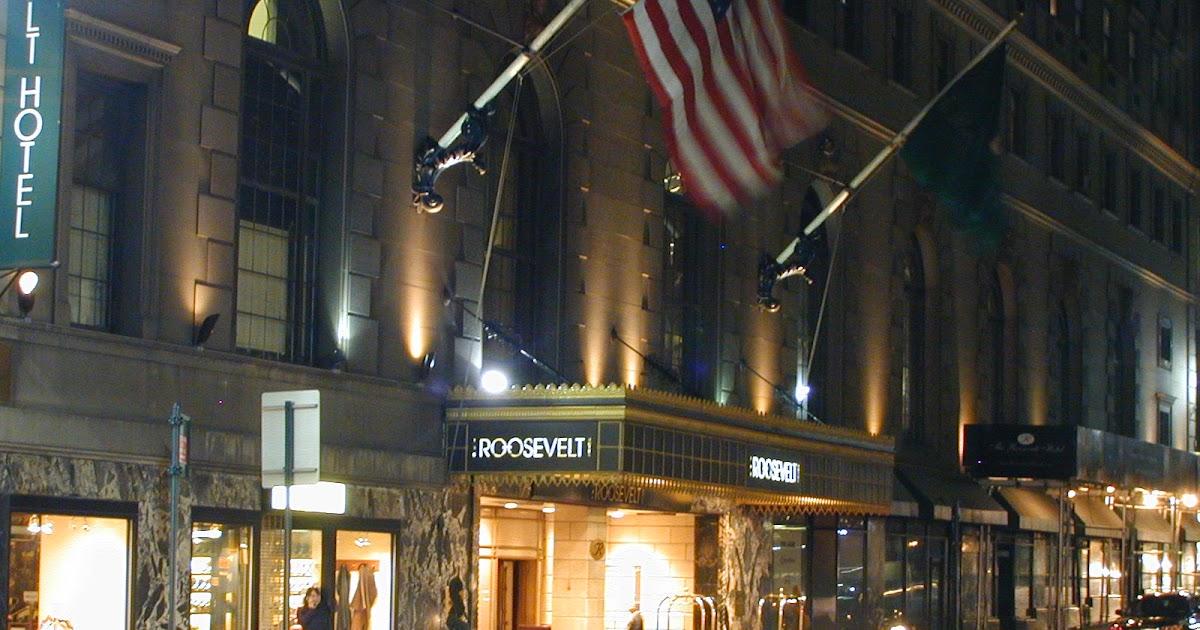 Roosvelt Hotel Ny