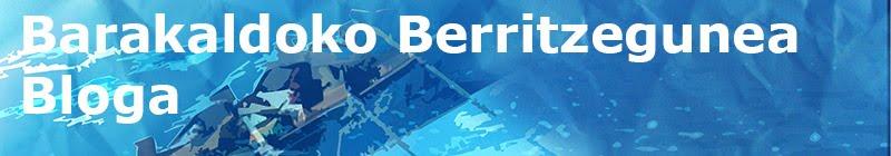 Barakaldoko Berritzegunea  Bloga