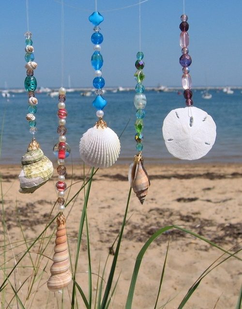 A moment shell decorations - Shell decorations how to make ...