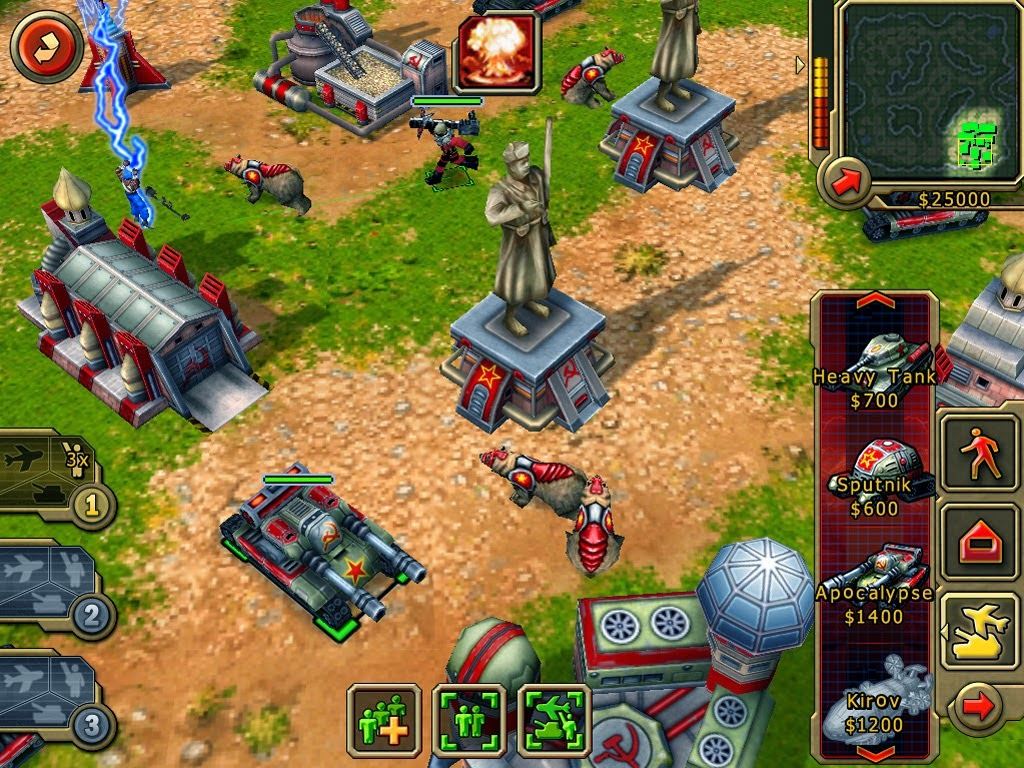 COMMAND & CONQUER: RED ALERT 2 - Abandonware Games