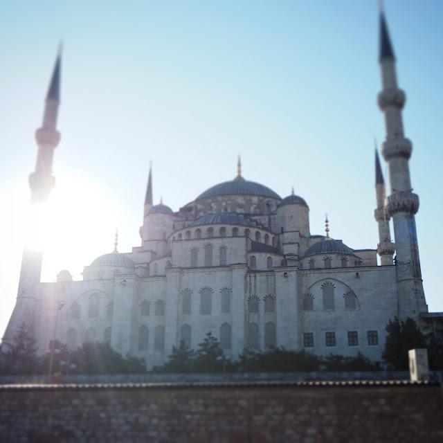 Bildregn från vår helg i Istanbul