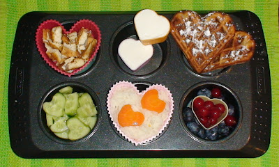 muffin tin monday hearts
